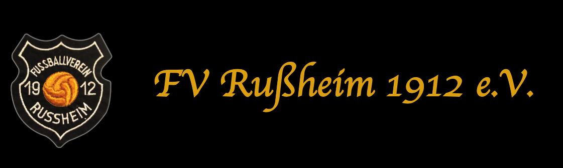 FV Rußheim Homepage